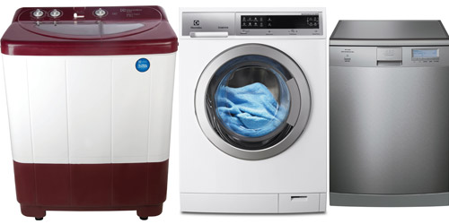 Electrolux Washing Machine Service Center In Bhopal