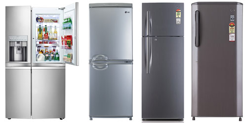 LG Refrigerator repair Service Center in Bhopal,Call,9893-130-739